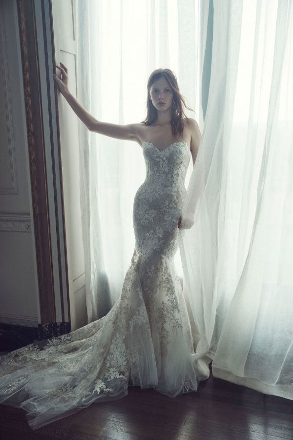 Bridal 2019 de Monique Lhuillier