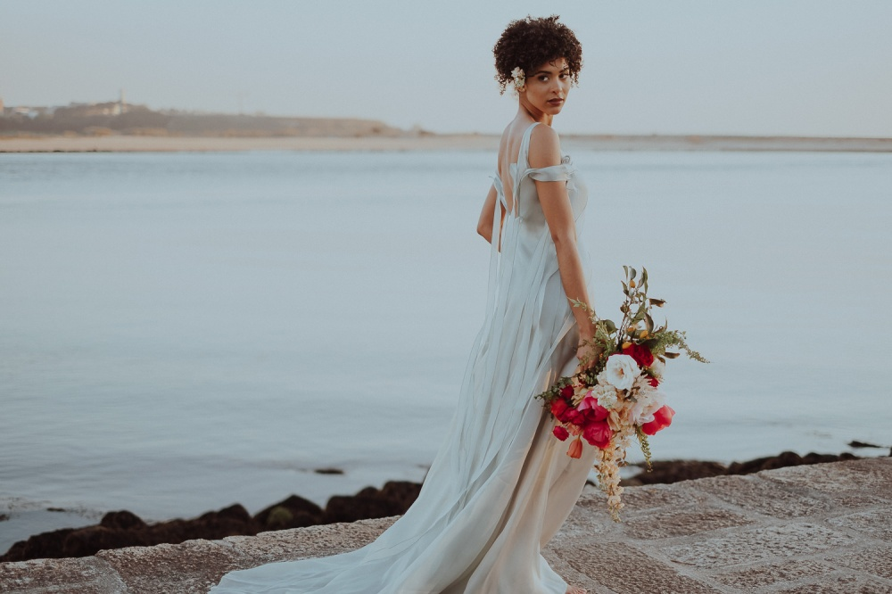 Bride Fashion Editorial em portugal