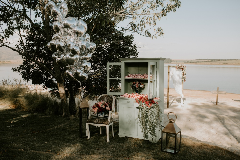 mini wedding boho
